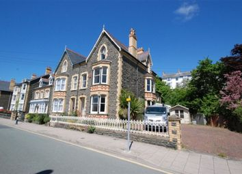 Thumbnail 1 bed semi-detached house to rent in North Road, Aberystwyth