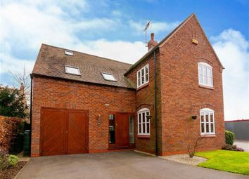 Thumbnail 5 bed detached house for sale in Maple Drive, Aston On Trent, Derbyshire