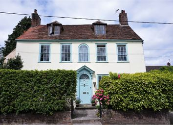 Thumbnail 5 bed link-detached house for sale in Pound Street, Warminster
