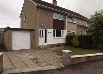 Thumbnail 2 bed semi-detached house for sale in Woodlands Drive, Coatbridge, North Lanarkshire