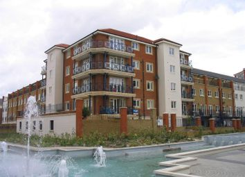 Thumbnail 2 bedroom flat for sale in San Juan Court, Sovereign Harbour South, Eastbourne