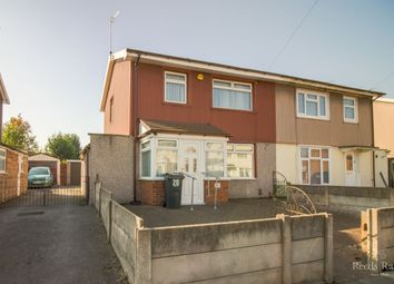 Thumbnail 4 bed semi-detached house for sale in Girton Road, Ellesmere Port