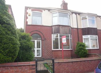Thumbnail 3 bed semi-detached house to rent in Ferrers Road, Wheatley, Doncaster, South Yorkshire