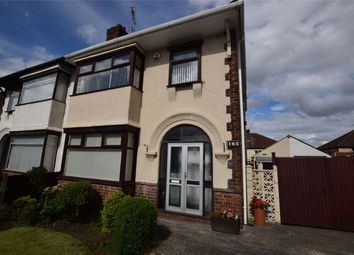 Thumbnail 3 bed semi-detached house for sale in Storeton Road, Prenton, Merseyside