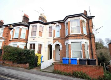 Thumbnail 1 bed flat to rent in Hervey Street, Ipswich