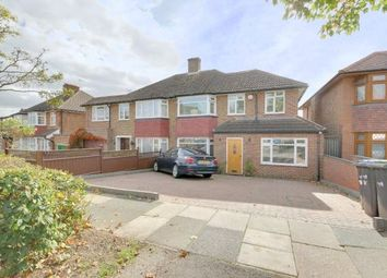 Thumbnail 4 bed semi-detached house for sale in Lowther Drive, Enfield, Middlesex
