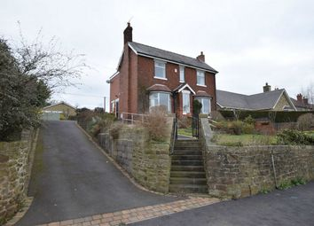 Thumbnail 4 bed detached house for sale in Birches Lane, South Wingfield, Alfreton, Derbyshire