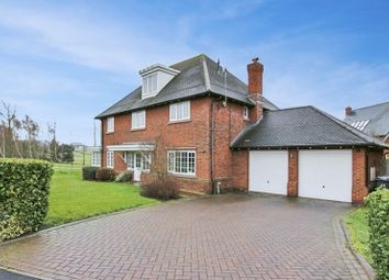 Thumbnail 5 bed detached house for sale in Wychwood Park, Weston, Crewe