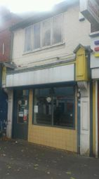 Retail premises to let in Stafford Street, Walsall WS2