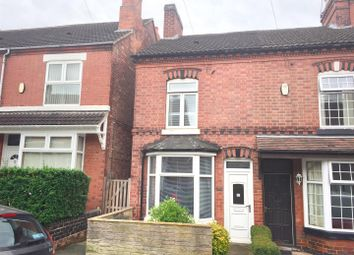 Thumbnail 3 bed terraced house for sale in Frederick Street, Stapenhill, Burton-On-Trent