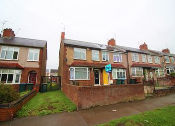 Hipswell Highway, Coventry CV2. 3 bed end terrace house