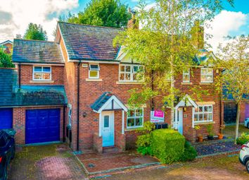 Thumbnail 3 bed semi-detached house for sale in Spring Mews, Whittle-Le-Woods, Chorley