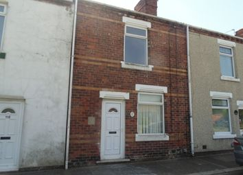 Thumbnail 2 bedroom terraced house to rent in Victoria Street, Shotton Colliery, Durham
