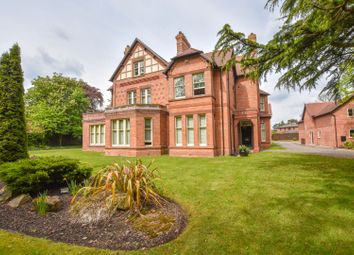 Thumbnail 3 bed flat for sale in Curzon Park South, Chester