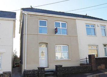 Thumbnail 3 bedroom property for sale in Dyffryn Road, Ammanford