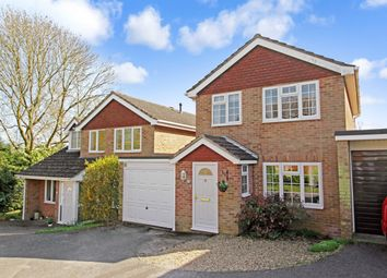 Thumbnail 3 bed link-detached house for sale in Havendale, Hedge End, Southampton