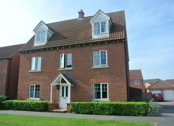 Thumbnail 5 bed detached house for sale in The Pollards, Bourne, Lincolnshire