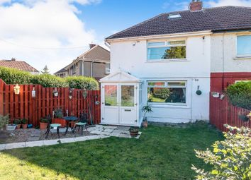 Thumbnail 3 bed semi-detached house for sale in Crest Avenue, Wyke, Bradford