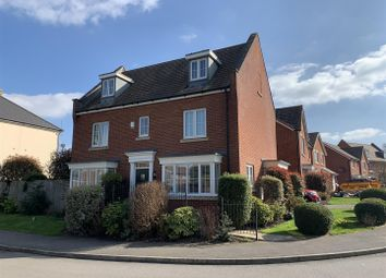 Thumbnail 5 bed detached house for sale in Appleby Drive, Old Merchant Taylors, Croxley Green