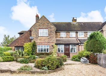 Thumbnail 4 bed semi-detached house for sale in Bowshotts Cottages, Cowfold Road, West Grinstead, Horsham