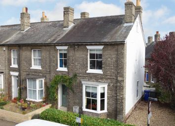 Thumbnail 4 bed end terrace house for sale in Orchard Street, Bury St. Edmunds