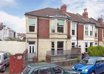 Thumbnail 3 bed terraced house for sale in Rudthorpe Mews, Rudthorpe Road, Horfield, Bristol