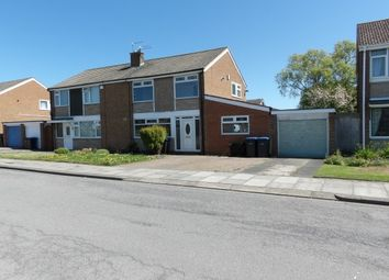 Thumbnail 4 bed terraced house to rent in Cawood Drive, Middlesbrough