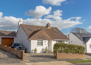 Thumbnail 4 bed detached house for sale in Millyard Crescent, Woodingdean, Brighton