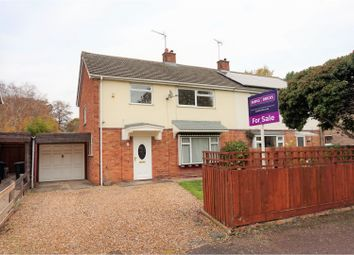 Thumbnail 4 bed semi-detached house for sale in Greystoke Road, Cherry Hinton, Cambridge