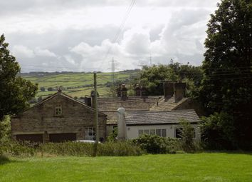 Thumbnail 3 bed farmhouse for sale in Close Head, Bradford - Farmhouse, Stables & Land