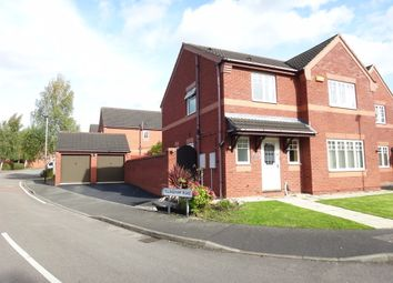 Thumbnail 4 bed detached house for sale in Heybridge Road, Humberstone, Leicester