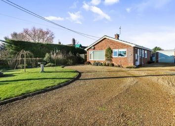 Thumbnail 3 bed bungalow for sale in Saham Hills, Thetford, .
