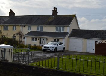 Thumbnail 3 bed country house for sale in New Barn, Flemingston