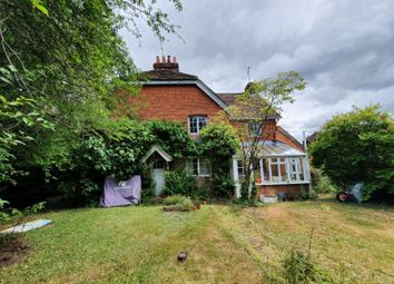 Thumbnail 3 bed semi-detached house for sale in Street Cottages, Tilford Street, Tilford, Farnham