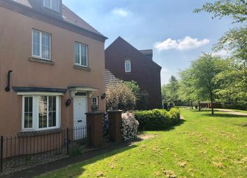 Thumbnail 4 bed town house to rent in Harman Drive, Lichfield