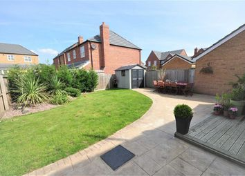Thumbnail 4 bedroom detached house for sale in Kings Road, Audenshaw, Manchester, Greater Manchester