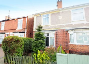 Thumbnail 2 bedroom semi-detached house for sale in Charnwood Street, Sutton-In-Ashfield, Nottinghamshire