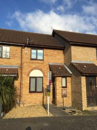 Thumbnail 2 bed terraced house to rent in Cookson Walk, Yaxley, Peterborough