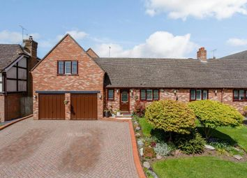 Thumbnail 4 bed semi-detached house for sale in Farriers Court, Stretton Under Fosse, Rugby