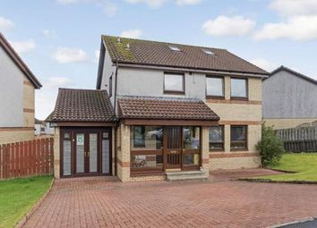 Thumbnail 4 bed detached house for sale in Braefoot Crescent, Law, Carluke, South Lanarkshire