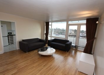 Thumbnail 2 bed flat to rent in Embassy Lodge, Regents Park Road, London