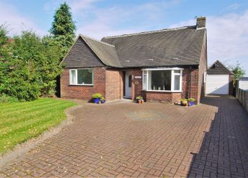 Thumbnail 5 bedroom detached bungalow for sale in Church Lane, North Wingfield, Chesterfield