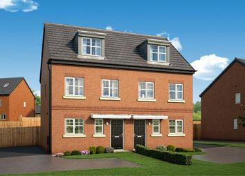 "Thumbnail 3 bed property for sale in ""The Kepwick At Willow Park"" at Thirlmere Drive, Middleton, Manchester"
