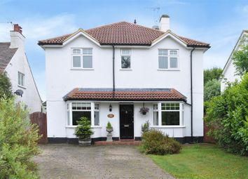 Thumbnail 3 bed detached house for sale in Links Road, Ashtead