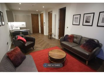 Thumbnail 1 bed flat to rent in Lightbox Blue, Salford Quays