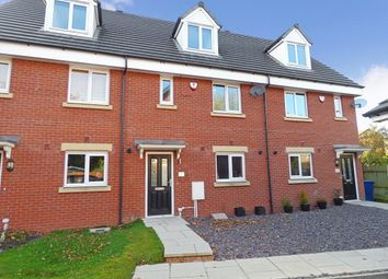 Thumbnail 3 bed town house for sale in Parsonage Close, Leyland