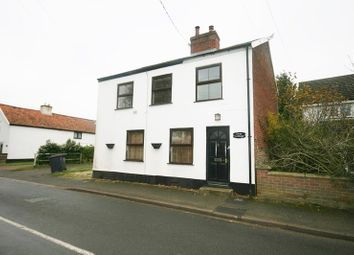 Thumbnail 3 bed detached house for sale in Garboldisham Road, East Harling, Norwich