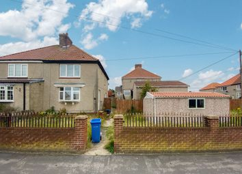 Wordsworth Avenue, Wheatley Hill, Durham DH6. 3 bed semi-detached house