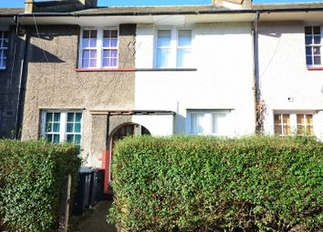 Thumbnail 2 bedroom terraced house for sale in Balliol Road, London