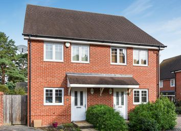 Thumbnail 2 bed semi-detached house for sale in Kiln Close, Finchampstead